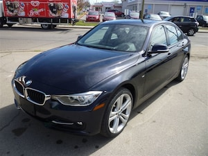 2012 BMW 335i SPORT LINE/NAVIGATION/HEADS UP DISPLAY/
