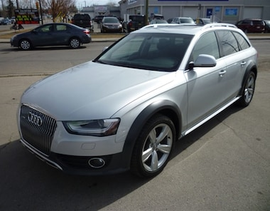 2013 Audi A4 allroad 2.0T Premium /PANO ROOF/ALLOYS/AWD Wagon
