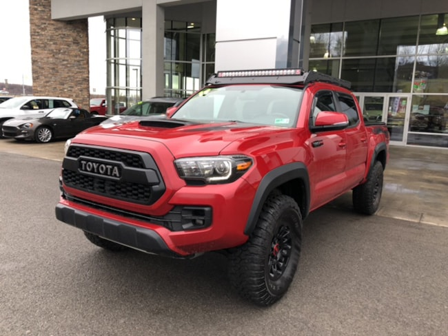 Used 2017 Toyota Tacoma Trd Pro In Morgantown Used Car Dealer M1987b
