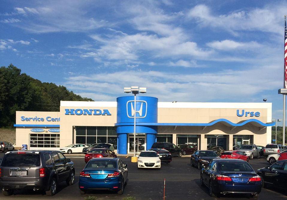 About Urse Honda | Bridgeport New Honda and Used Car Dealer