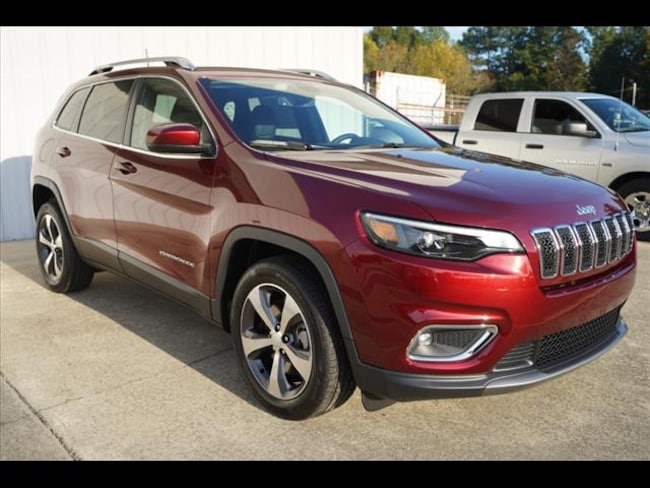 2019 Jeep Cherokee Limited FWD SUV for sale at US 1 Chrysler Dodge Jeep in Sanford, North Carolina