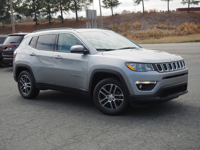 2019 Jeep Compass SUN & WHEEL FWD Sport Utility for sale in Sanford, NC at US 1 Chrysler Dodge Jeep