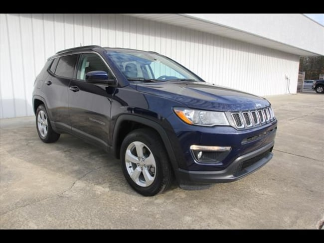 2019 Jeep Compass LATITUDE FWD Sport Utility for sale in Sanford, NC at US 1 Chrysler Dodge Jeep