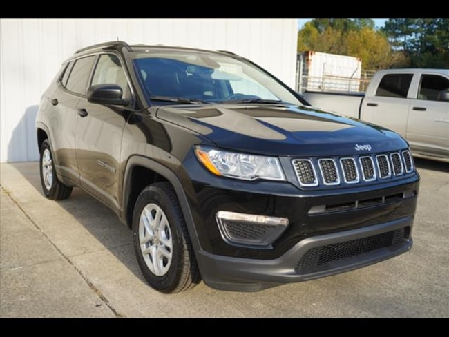 2019 Jeep Compass SPORT FWD Sport Utility for sale in Sanford, NC at US 1 Chrysler Dodge Jeep
