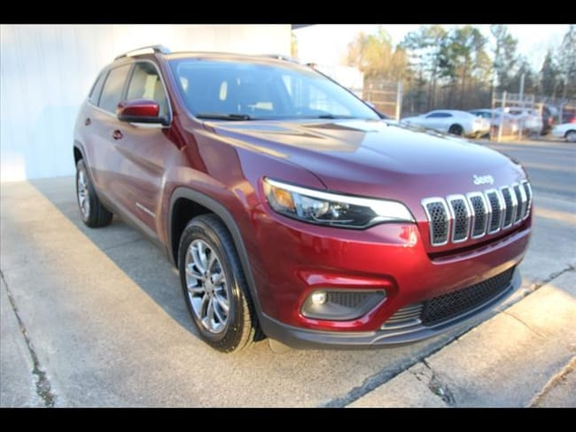 2019 Jeep Cherokee LATITUDE PLUS FWD Sport Utility for sale in Sanford, NC at US 1 Chrysler Dodge Jeep