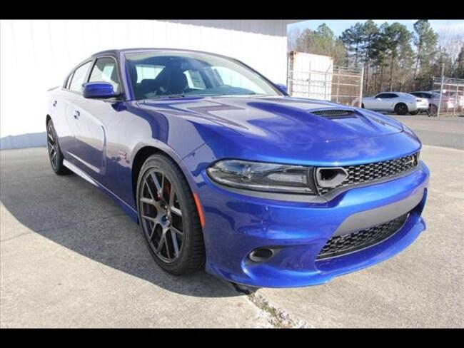 2019 Dodge Charger SCAT PACK RWD Sedan for sale in Sanford, NC at US 1 Chrysler Dodge Jeep