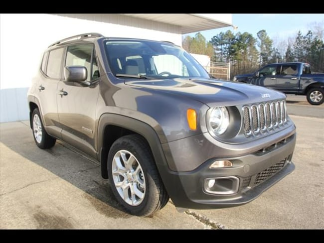2018 Jeep Renegade LATITUDE 4X2 Sport Utility for sale in Sanford, NC at US 1 Chrysler Dodge Jeep