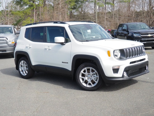 2019 Jeep Renegade LATITUDE 4X2 Sport Utility for sale in Sanford, NC at US 1 Chrysler Dodge Jeep
