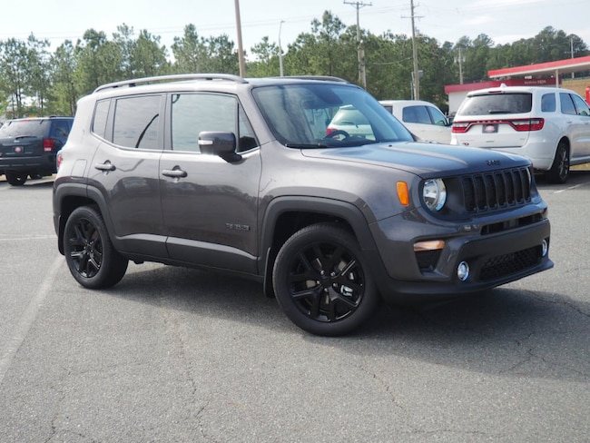 2019 Jeep Renegade ALTITUDE 4X2 Sport Utility for sale in Sanford, NC at US 1 Chrysler Dodge Jeep
