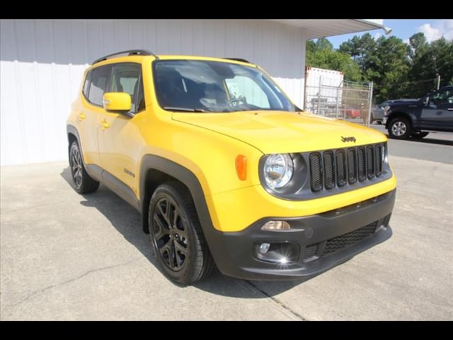 2018 Jeep Renegade ALTITUDE 4X2 Sport Utility for sale in Sanford, NC at US 1 Chrysler Dodge Jeep