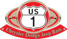 US 1 Chrysler Dodge Jeep