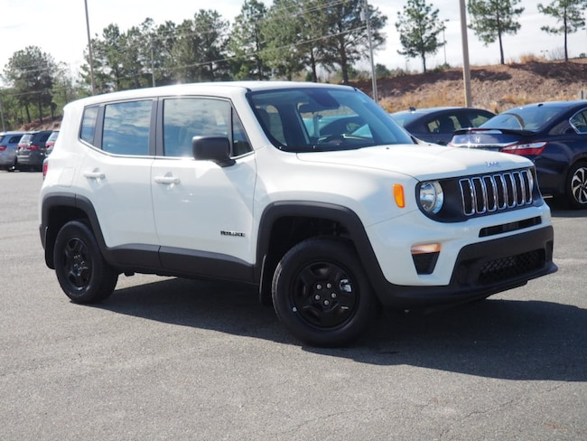 2019 Jeep Renegade SPORT 4X4 Sport Utility for sale in Sanford, NC at US 1 Chrysler Dodge Jeep