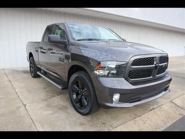 2019 Ram 1500 CLASSIC EXPRESS QUAD CAB 4X2 6'4 BOX Quad Cab for sale in Sanford, NC at US 1 Chrysler Dodge Jeep