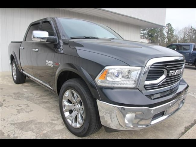 2016 Ram 1500 Longhorn Truck Crew Cab for sale in Sanford, NC at US 1 Chrysler Dodge Jeep