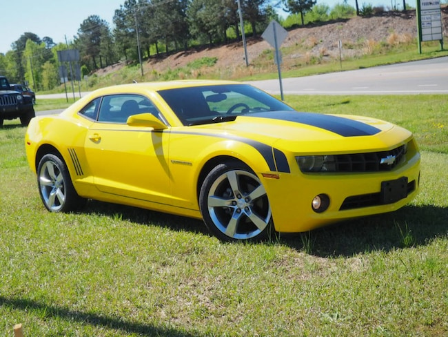 2011 Chevrolet Camaro 1LT Coupe for sale in Sanford, NC at US 1 Chrysler Dodge Jeep
