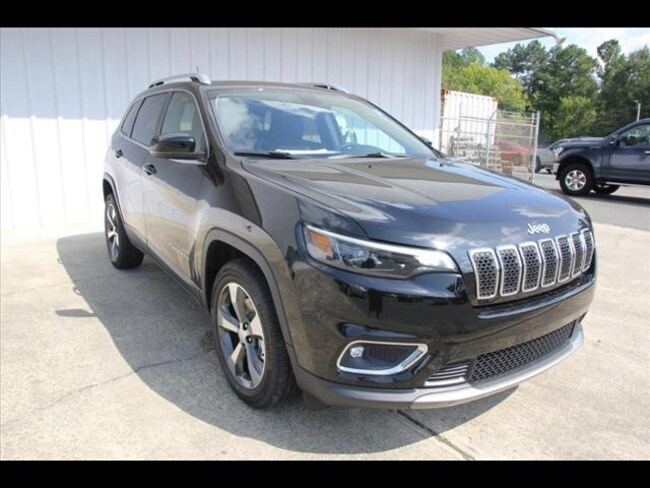 2019 Jeep Cherokee LIMITED FWD Sport Utility for sale in Sanford, NC at US 1 Chrysler Dodge Jeep