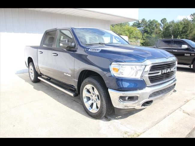 2019 Ram 1500 BIG HORN / LONE STAR CREW CAB 4X4 5'7 BOX Crew Cab for sale in Sanford, NC at US 1 Chrysler Dodge Jeep