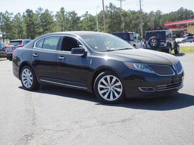 2015 Lincoln MKS 3.7L FWD Sedan for sale in Sanford, NC at US 1 Chrysler Dodge Jeep