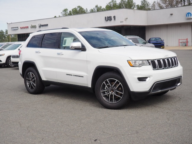 2019 Jeep Grand Cherokee LIMITED 4X2 Sport Utility for sale in Sanford, NC at US 1 Chrysler Dodge Jeep