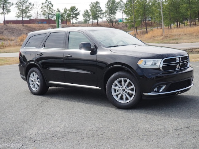 2019 Dodge Durango SXT RWD Sport Utility for sale in Sanford, NC at US 1 Chrysler Dodge Jeep