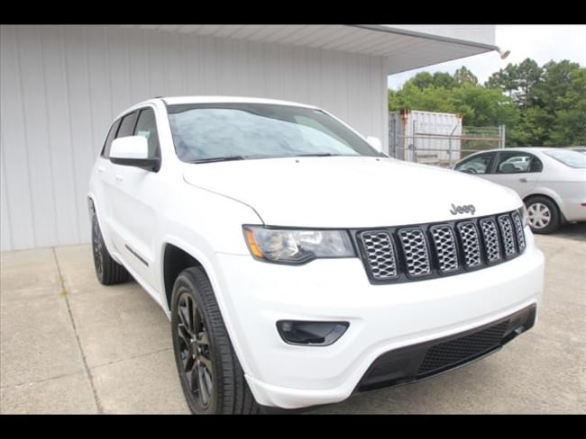2018 Jeep Grand Cherokee ALTITUDE 4X4 Sport Utility for sale in Sanford, NC at US 1 Chrysler Dodge Jeep