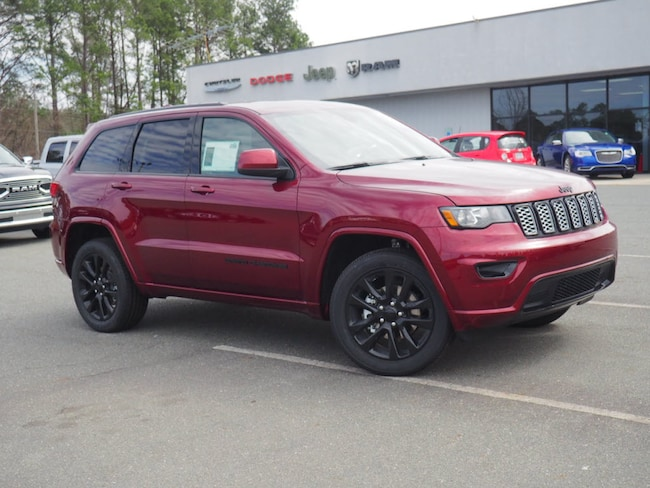 2019 Jeep Grand Cherokee ALTITUDE 4X4 Sport Utility for sale in Sanford, NC at US 1 Chrysler Dodge Jeep