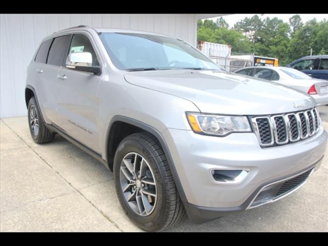 2018 Jeep Grand Cherokee LIMITED 4X2 Sport Utility for sale in Sanford, NC at US 1 Chrysler Dodge Jeep