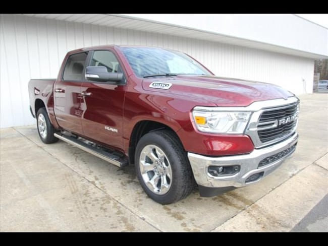 2019 Ram 1500 BIG HORN / LONE STAR CREW CAB 4X2 5'7 BOX Crew Cab for sale in Sanford, NC at US 1 Chrysler Dodge Jeep