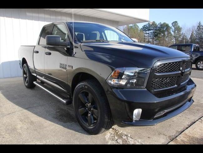 2019 Ram 1500 Tradesman 4X4 Quad CAB 6 4x4 Tradesman  Quad Cab 6.3 ft. SB Pickup for sale in Sanford, NC at US 1 Chrysler Dodge Jeep
