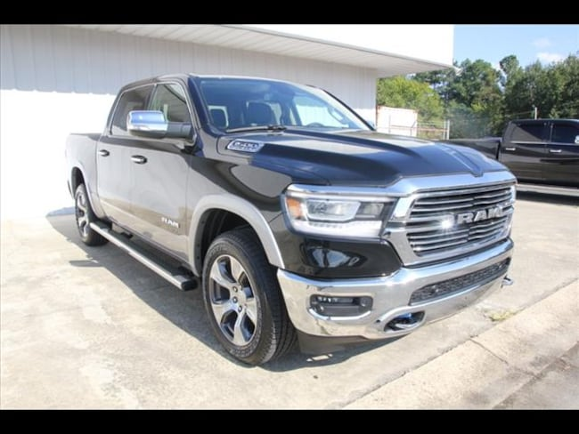 2019 Ram 1500 LARAMIE CREW CAB 4X4 5'7 BOX Crew Cab for sale in Sanford, NC at US 1 Chrysler Dodge Jeep