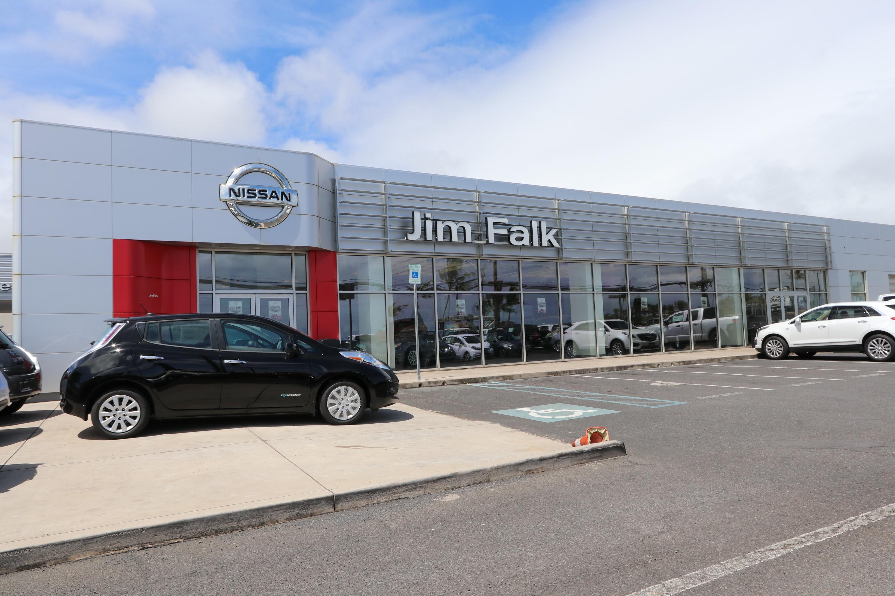 Jim Falk Motors >> Jim Falk Used Cars of Maui | Used dealership in Kahului ...