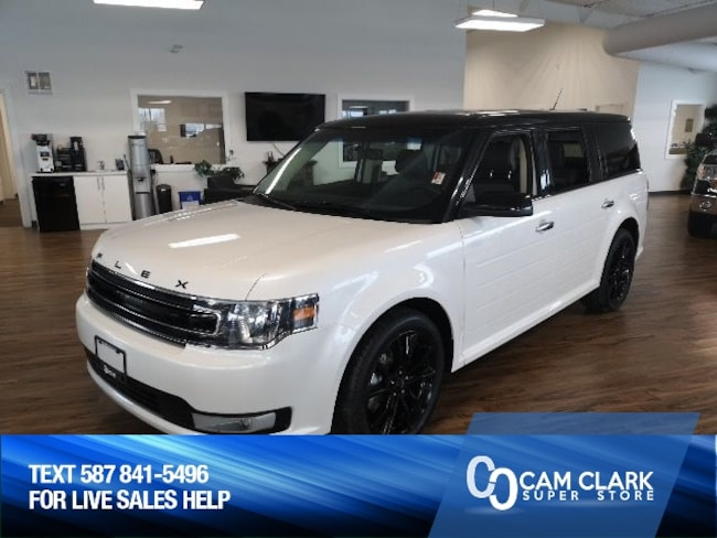 2019 Ford Flex SEL AWD Moon Roof, Navigation, Leather SUV