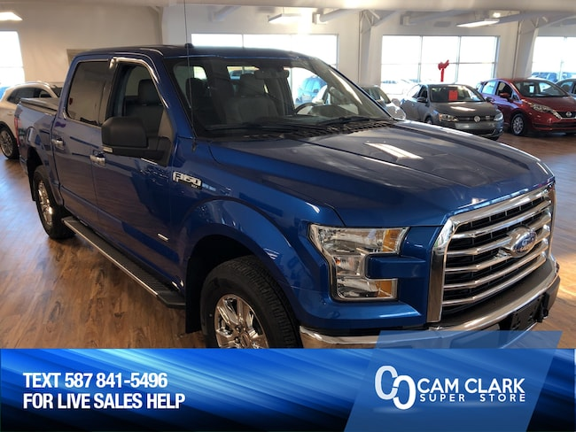 2016 Ford F-150 XTR Package Crew 4x4 2.7L Eco, Power Seat, Tow Pac Truck