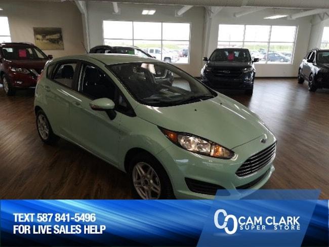 2017 Ford Fiesta SE Hatchback