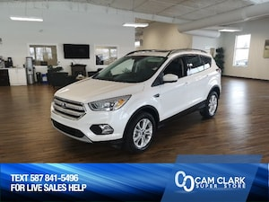 2018 Ford Escape SEL 4WD Sun roof, Navigation, Leather