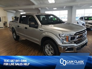 2018 Ford F-150 XLT 5.0L 4x4 Sync Voice Activated System, Rear Vie