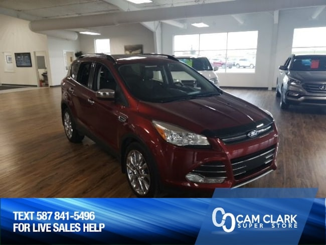 2015 Ford Escape SE 2.0L 4x4 Power Sun/Moonroof, Trailer Towing Pac SUV