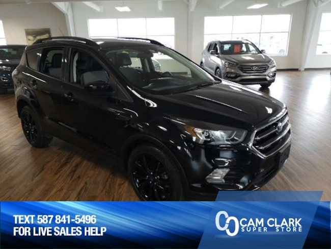 2017 Ford Escape SE 1.5L Eco-Boost, FWD Sport Package, Power 10-Way SUV
