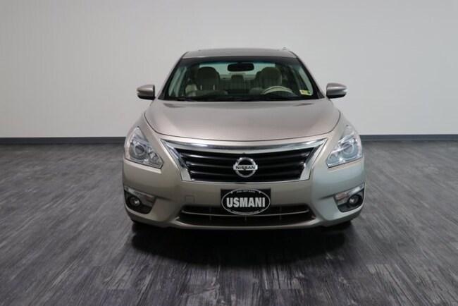 2013 Nissan Altima 3.5 SV Sedan