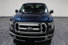 2016 Ford F150 XLT Truck SuperCrew Cab 1FTEW1EF6GFC60174