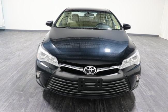 2015 Toyota Camry LE Sedan