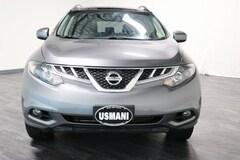 2014 Nissan Murano SL SUV JN8AZ1MW2EW533295