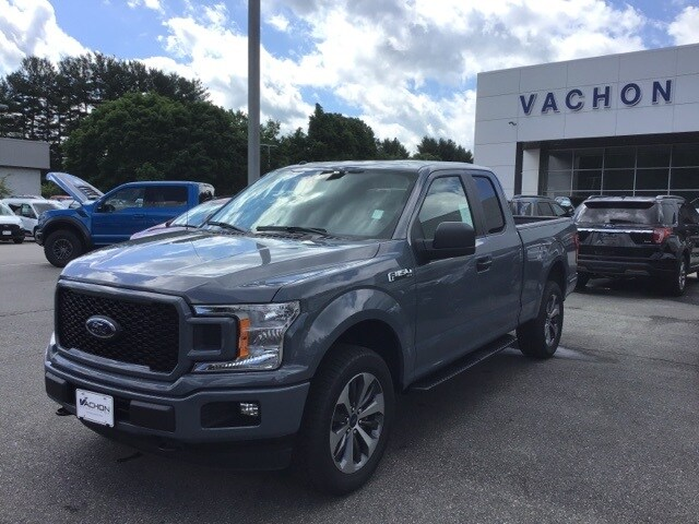 New 2019 Ford F-150 For Sale at Vachon Ford | VIN: 1FTEX1EP1KFC28151