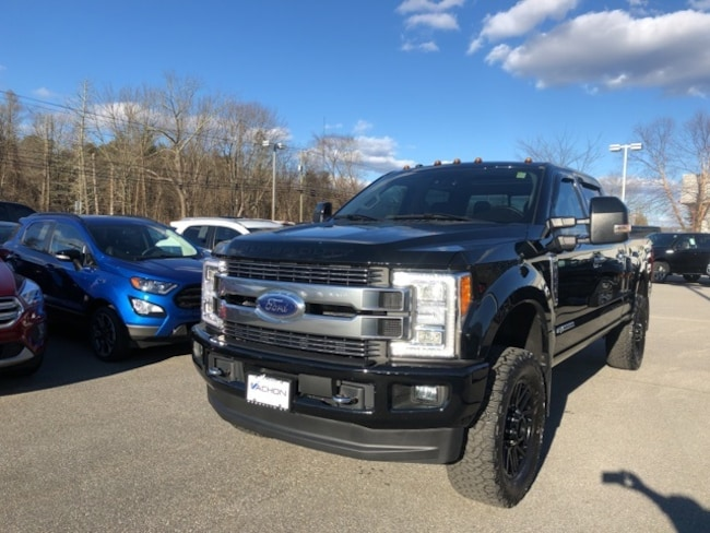 2018 Ford F-350SD Limited Truck