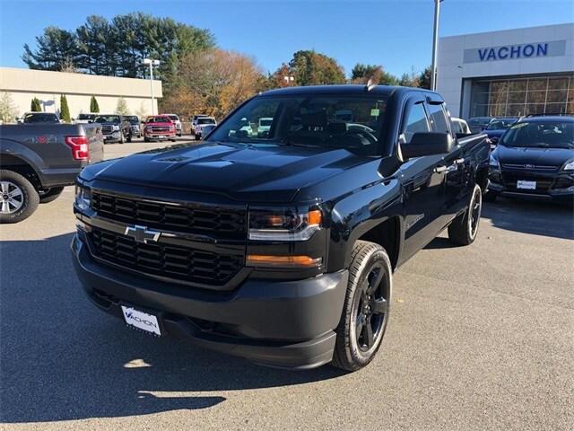 2017 Chevrolet Silverado 1500 LS Truck