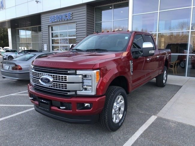 2019 Ford Superduty F-250 Platinum Truck