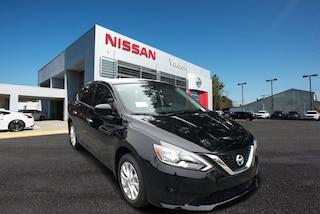 2019 Nissan Sentra S Sedan Savannah, GA