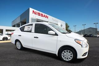 2019 Nissan Versa 1.6 S Sedan Savannah, GA