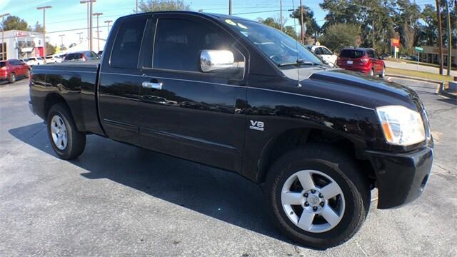2004 Nissan Titan SE Truck King Cab