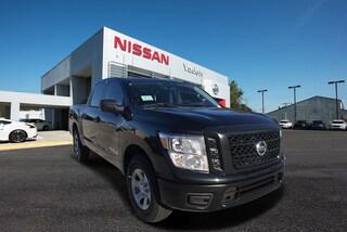 2019 Nissan Titan S Truck Crew Cab Savannah, GA